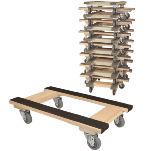 Stackable H Dolly